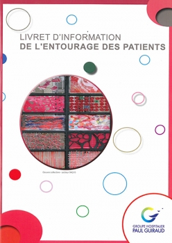 Livret d'information de l'entourage des patients 2016