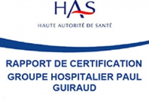 Rapport certification HAS